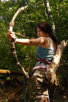 Tomb Raider Reborn cosplay by ZyunkaMukhina