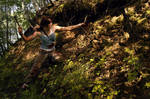 Tomb Raider Reborn cosplay