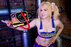 Lollipop Chainsaw Juliet Starling cosplay