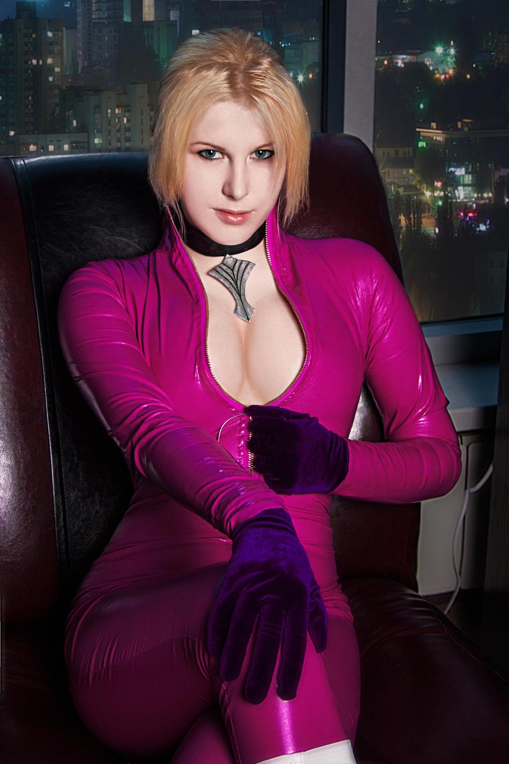Nina Williams Cosplay Tekken 4 by ZyunkaMukhina on DeviantArt