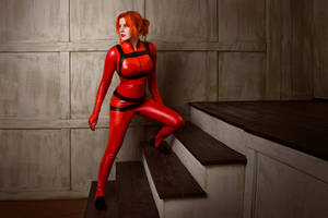 Red Fury by ZyunkaMukhina