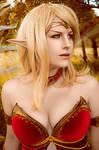 Blood elf World of Warcraft