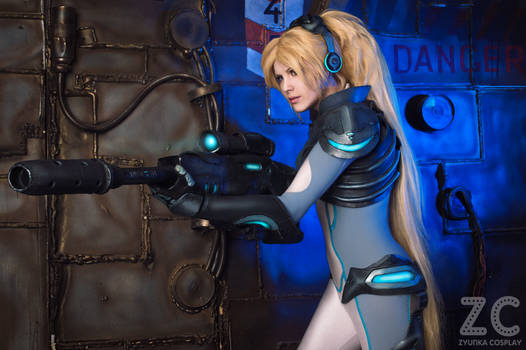 Nova from Heroes of the Storm