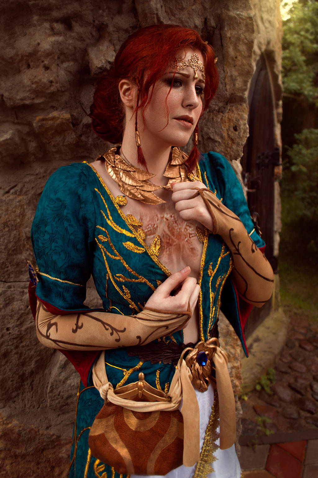 the witcher 3 how to get with triss