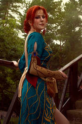 Triss Merigold from The Witcher:Wild Hunt