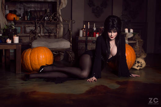 Halloween: Elvira Mistress of the Dark