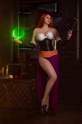 Dragon's Crown :Sorceress Cosplay