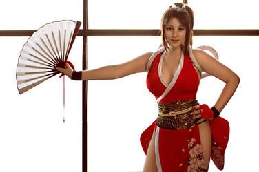 Mai Shiranui SNK Heroines