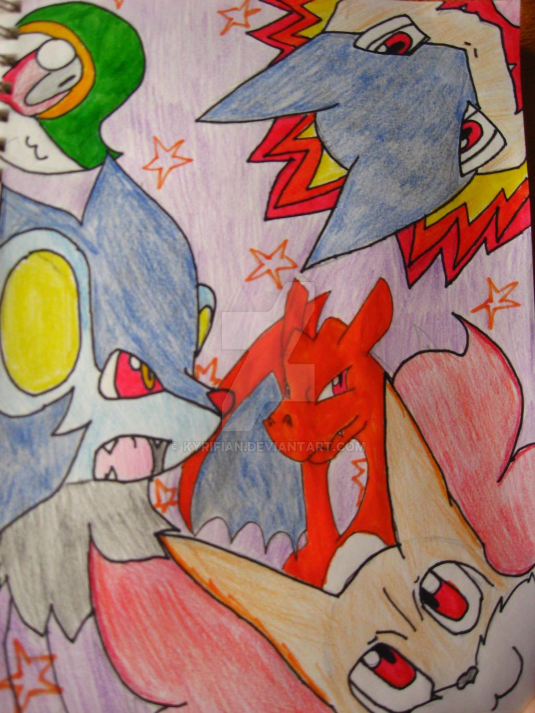 Pokemonn!! by Kyrifian