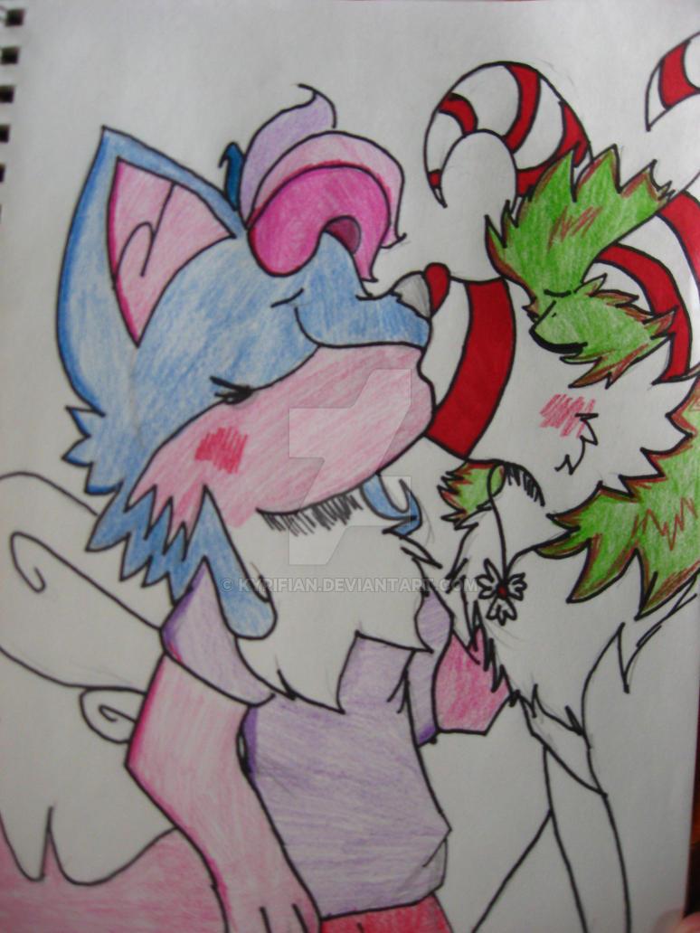 Holidie and Fairy by Kyrifian