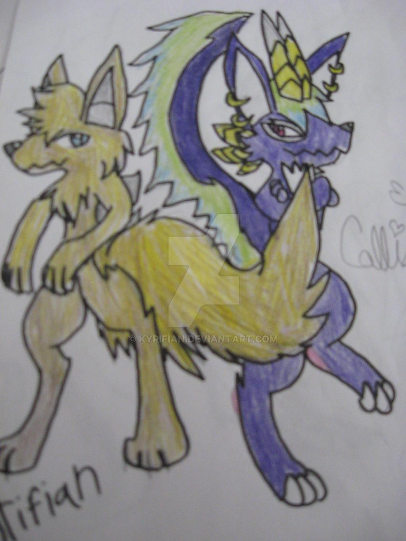 Oldddd Drawing Yum! by Kyrifian