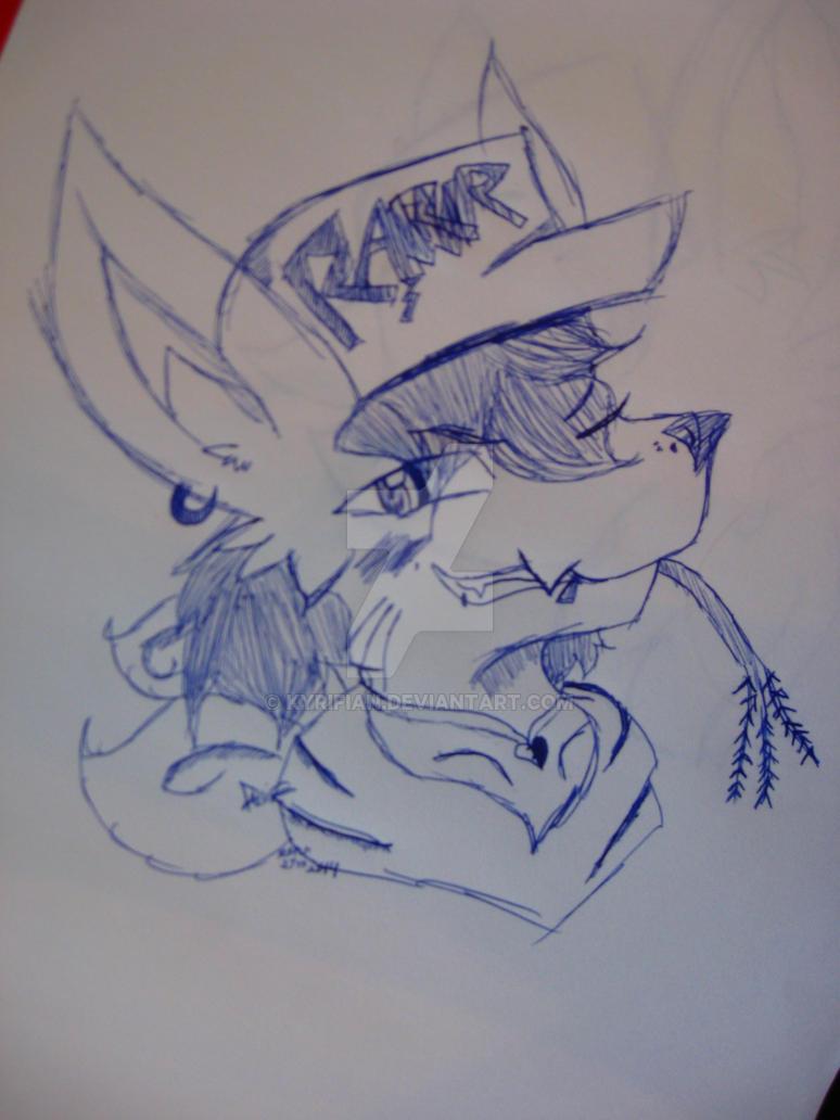 Rawr by Kyrifian