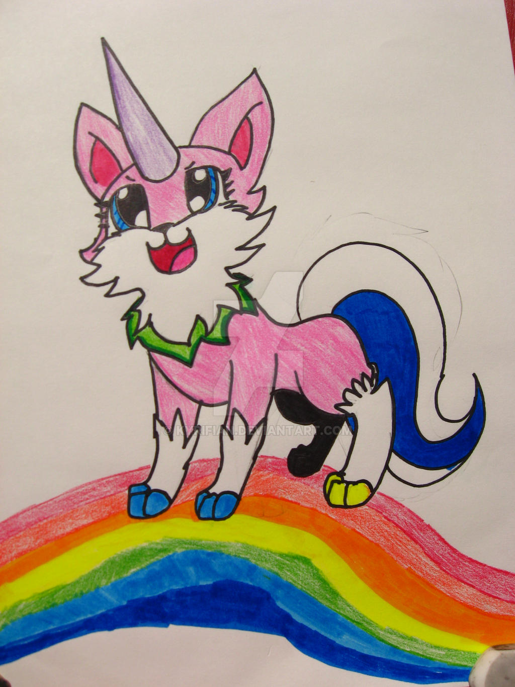 Princess Unikitty by Kyrifian