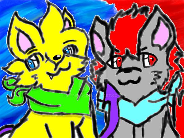 Spike  And Silver by Kyrifian