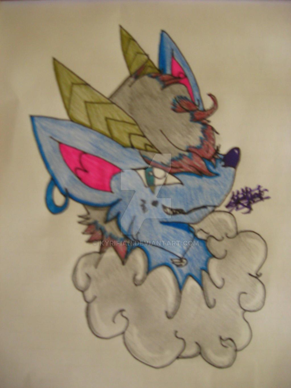 New Character? by Kyrifian