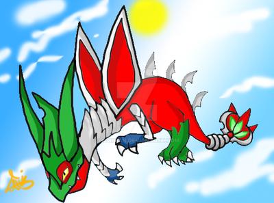 Flygormory? XD by Kyrifian