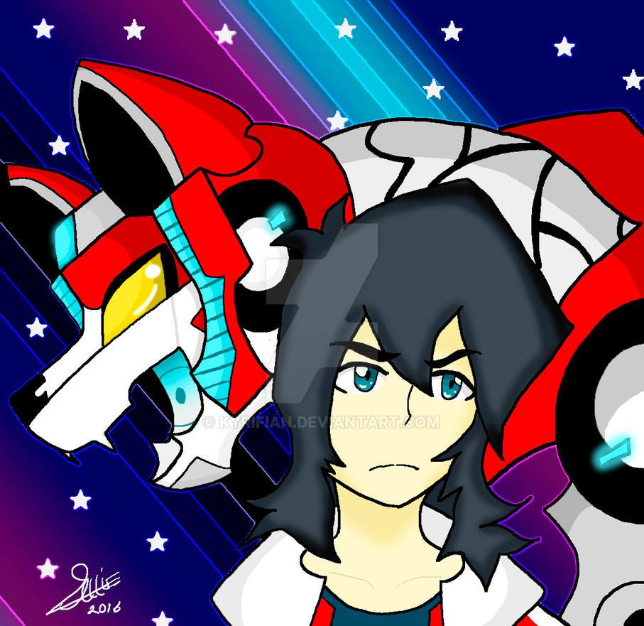 KOGANE AND SUPER SPACE NYAN! by Kyrifian