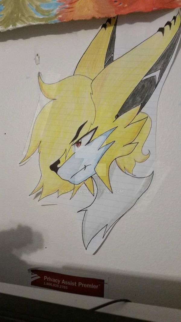 Hmph! by Kyrifian