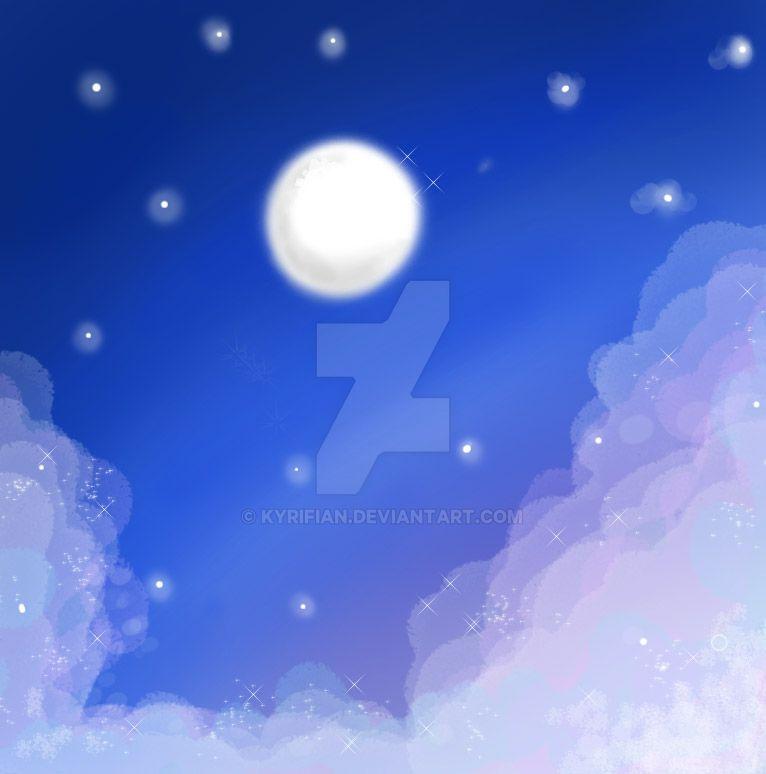 Le Night Sky by Kyrifian