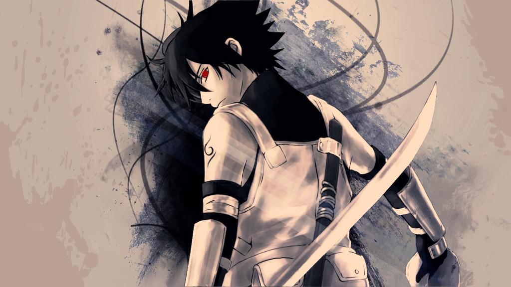 Uchiha sasuke wallpaper by gameriuxlt on deviantart uchiha sasuke wallpaper by gameriuxlt voltagebd Image collections