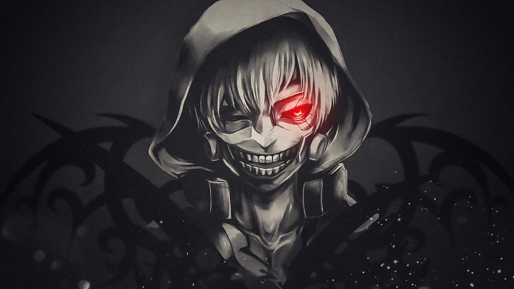 White Haired Kaneki Ken Wallpaper 1366x768 By Gameriuxlt