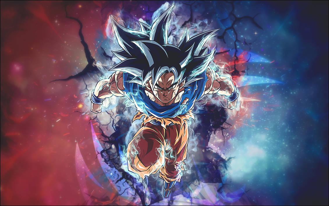 Dragon ball super Goku 1680x1050 wallpaper by gameriuxlt ...