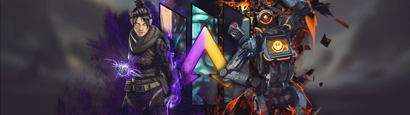 Apex Legends Wallpaper For Dual Monitor 3840x1080 By Gameriuxlt On Deviantart