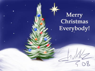 Merry Christmas ID by Chukkz