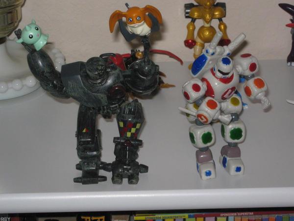 Cubix Robots For Everyone Toys : Abusing action figures by the original jman on deviantart