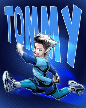 Tommy Maximoff