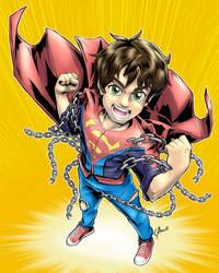 Jorge Benito Superboy