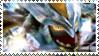 Black Kyurem Stamp by FireFlea-San