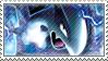 Lugia Stamp by FireFlea-San
