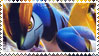 Cobalion Stamp by FireFlea-San