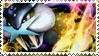 Raikou Stamp by FireFlea-San