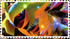 Giratina Stamp by FireFlea-San