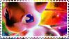 Mew Stamp by FireFlea-San