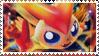 Victini Stamp by FireFlea-San