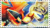 Keldeo (Resolute) Stamp by FireFlea-San