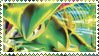 Virizion Stamp by FireFlea-San