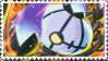 Chandelure Stamp by FireFlea-San