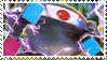 Magnezone Stamp by FireFlea-San