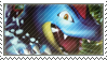 Feraligatr Stamp by FireFlea-San