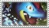 Feraligatr Stamp by FireFlea-San