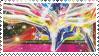 Xerneas EX Stamp by FireFlea-San