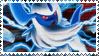 Absol Stamp by FireFlea-San