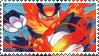 Emboar Stamp by FireFlea-San