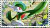 Gallade Stamp by FireFlea-San
