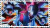 Hydreigon Stamp by FireFlea-San