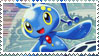 Manaphy Stamp by FireFlea-San